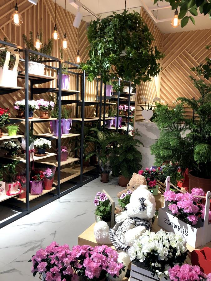цветочная любовь магазин цветов киев